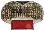 LED Rear Light Unit with Integral Indicators - Suzuki GSF 600 Bandit (2000-2006)